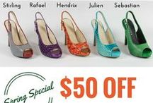 Special Offers / Here is where we post any special offers on our Scarletto's shoe range and accessories.
