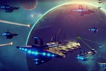 No Man's Sky / An homage to dreamers everywhere #NoMansSky #SciFi #gaming #PC #PS4