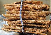 Knäckebrot, Cracker, Chips und so