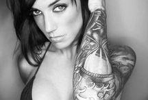Tattoo / La série Tatouages que j'affectionne.  Olivier Chiappone