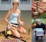 Metal Detectors / Metal Detector Treasure Hunting makes fun and rich :-))