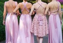 Pink/Blush Weddings / by Wedding Paris