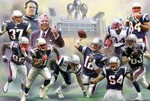 All Things New England Patriots /Patriot Nation Baby!!! / by Sir Clyde Parker