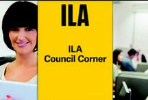 ILA Council Corner / Pins to this board have been recommended by ILA Council Advisor Tiffany Sears.