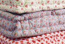 Quiltings appliqué broderie textile