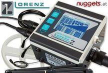 LORENZ Z1 Metal Detector  / Best Metal Detector System in World ! LORENZ Z1 made in Germany !