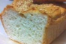 Bread, Scones, etc - GF and SF / All things bready without Gluten or Refined Sugar - YAY!