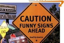 FUNNY SIGNS / :))