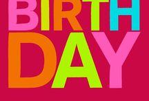 BIRTHDAY/ANNIVERSAIRE/GEBURTSTAG/beterschap enz / VERJAARDAG/BETERSCHAP ENZ
