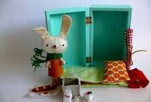 Tin and box creations / by Miranda Ford