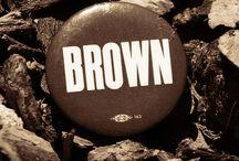 BROWN/BRUN/BRAUN / Bruin