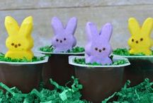 Easter / Easter crafts, activities, decor, food, printables
