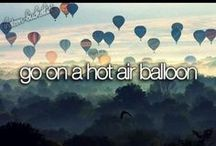 ♥My Bucketlist♥ / Things I want to try before I die