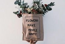 For the love of flowers.