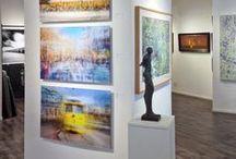 Christopher Dydyk Photography Displays / Christopher Dydyk Photographic Art on Display.
