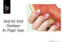 Tutos nails addict / Découvrez nos tutoriels  nail art à reproduire avec vos vernis Peggy Sage préférés ainsi que nos guides beauté :)