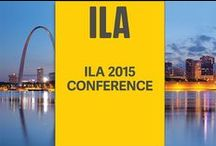 ILA 2015 Annual Conference / Join us in St. Louis July 18-20 for the International Literacy Association's inaugural conference.