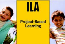 Project-Based Learning / IRA is focusing on Project-Based Learning all November. Here you'll find tips, articles, and ideas for your classroom. Follow #PBLMonth on Twitter for additional resources.