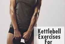 KETTLEBELL / Swing This For A Sexy Body!!! http://www.ilovemyfitbody.com/