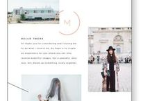 Hello! Indesign / Moodboard diseño editorial