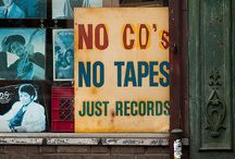 The Record Store...