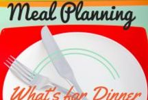 Meal Planning / Meal Plans, Meal Planning Tips, and Meal Prep