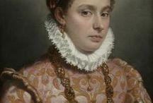 Portraits / women 1400-1700 / by Aino