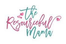 The Resourceful Mama / Favorite posts from The Resourceful Mama and sites we write for www.theresourcefulmama.com