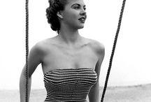 1950's style /  A true inspiration