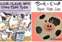 Kids & Books / Inspire reading in your kids with these books.  Find great crafts and projects to make reading more fun!
