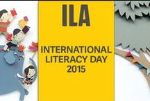 International Literacy Day 2015 / In the spirit of our global commitment to literacy and ILD's collective action theme, we've created literacy activities and ideas inspired by a country that inspires us—the Philippines!