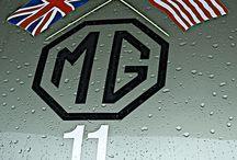 MGA. The car and its story / History of this great British sports car