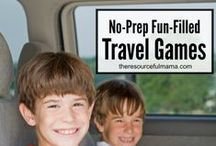 Travel With Kids / Tips for traveling with kids & kid friendly places to visit.