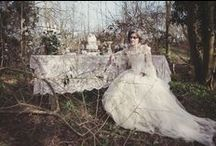 The One and Only... / Images of our dear Miss Havisham and her influence.