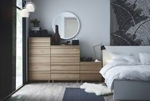 Cómodas | IKEA / Os móveis do nosso quarto são como atalhos: existem para nos facilitar o dia-a-dia. E se querem um mapa para a vossa roupa, ao mesmo tempo que têm a base perfeita para uma manhã organizada, é mais do que obrigatório ter uma cómoda que se adapte às vossas roupas. Pronta a arrumar e pronta a fazer escolher. #decoração #cómodas #IKEAPortugal / by IKEA Portugal