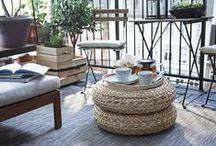 Dicas de Primavera | IKEA / Deixem a primavera entrar em casa e regressem todos os dias ao melhor da natureza. #primavera #dicas #decoração #exterior #IKEAPortugal / by IKEA Portugal