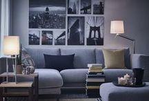 Molduras e quadros   IKEA Portugal / Fazem as paredes falar e, na verdade, respirar. Molduras e quadros dão cor e padrão à casa, enquanto expoem memórias ou apontamentos de arte que, nos dias de hoje, teimam em ficar escondidos no computador. Deem-lhes a liberdade merecida e inspirem-se. Só falta começar. #molduras #quadros #decoração #IKEAPortugal / by IKEA Portugal