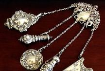 The Lovely Chatelaine / The original keychain for ladies.