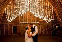LOVE Barn Weddings / Dreamy and romantic ideas for a barn wedding. / by Pretty Fancy Invites