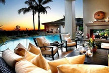 Luxury Outdoor Living Areas