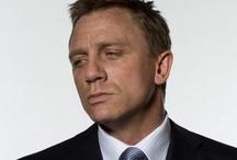 Daniel Craig / I just love him!  Although I must admit, I think it's the 007 him that I love...