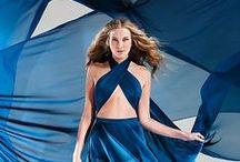 BLUE DRESS / by Erwin Pempelfort