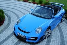 BLUE CARS / by Erwin Pempelfort