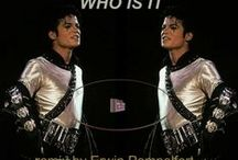 MY REMIXES OF MICHAEL JACKSON / All my remixes of The King of Pop... / by Erwin Pempelfort