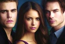Vampire Diaries and The Originals casts  / by Taiya  Danielle