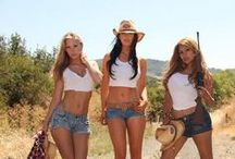 Girls @<----- / by Taiya  Danielle