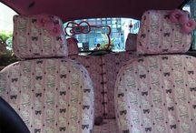 Car(: / by Maggie Marx