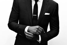 The Power of a Man in a Decent Suit / I wish men would realise the power of wearing a good suit. I'm fed up of the football shirt/jogging bottoms generation.  Suit up boys and be a man!