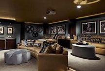 Home Theatre/Media Room
