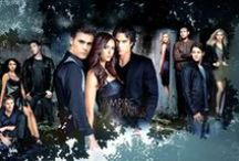 Vampire Diaries and The Originals casts 2 / by Taiya  Danielle